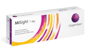 misight nearsightedness myopic control
