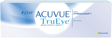 acuvue trueye 1 day trueye contact lens