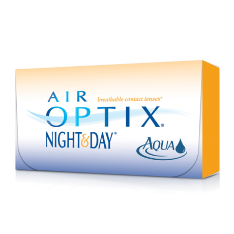 air optix night day contact lens