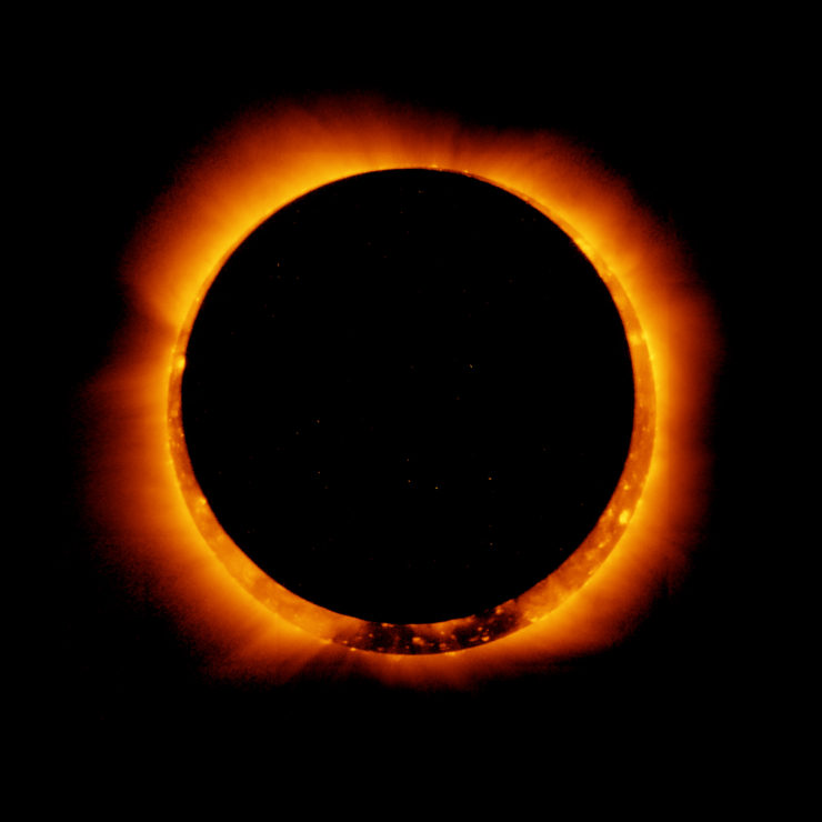 blindness retinopathy solar eclipse